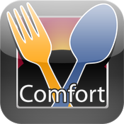 Comfort Food Street by Feel Social